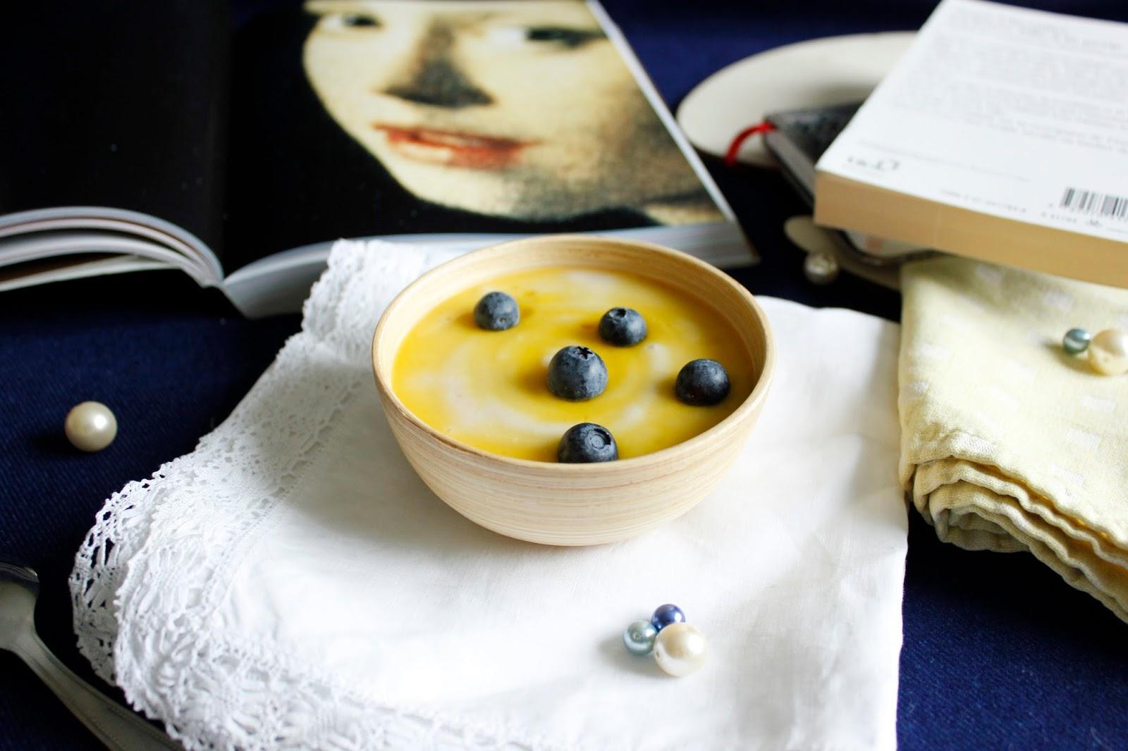 dessert haricot blanc