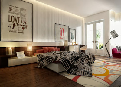 Awesome-amazing-contemporary-bedroom