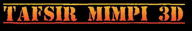 TAFSIR MIMPI 3D