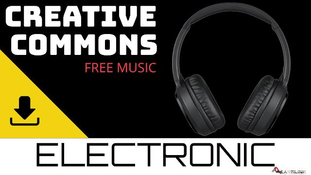 musica elettronica dance (CC) per progetti commerciali
