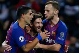 Rakitic Menjelaskan Kenapa Lionel  Messi Berbeda Dengan Pemain Lain