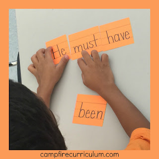 Studies say that sight word acquisition through fun, hands-on activities will lead to student engagement and  build strong fluency. With very little time and effort, you can create simple and captivating activities for your students!  This post will give you 5 specific ideas to get those creative juices flowing!  Have fun!!!