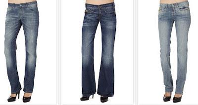 Pantalones vaqueros para mujer de Killah