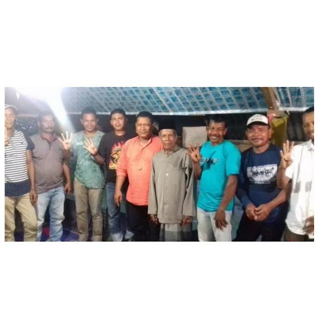 Saifuddin Hasan Silaturrahmi Bersama Abon Rusli Darussalam