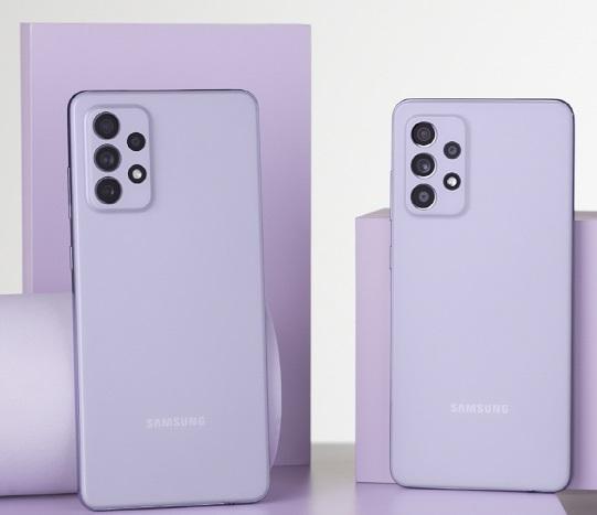 Samsung Galaxy A52, A52 5G and A72