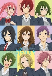 Horimiya Episode 1