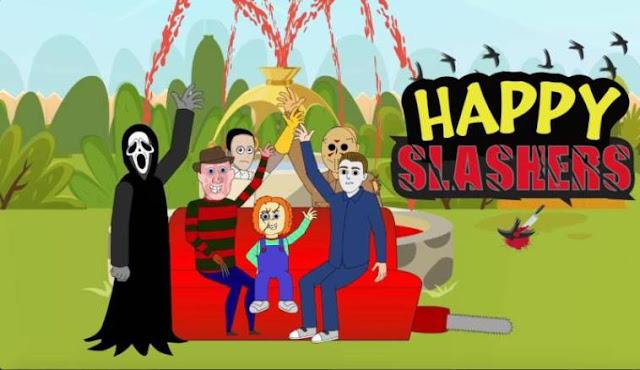 La serie de animación 'Happy Slashers' prepara el episodio piloto