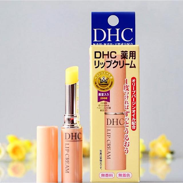 Dưỡng môi DHC Lip Cream