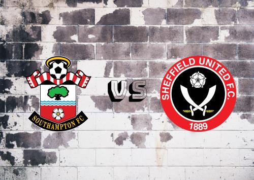 Southampton vs Sheffield United  Resumen