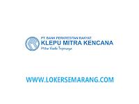Loker Account Officer Lending di PT BPR Klepu Mitra Kencana Semarang