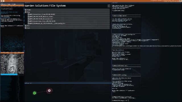 Hacknet PC Games Gameplay