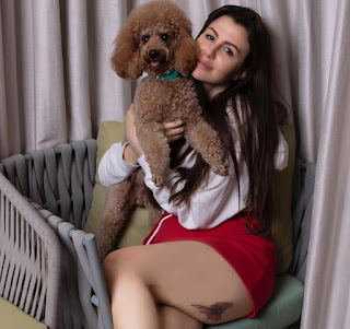 Bollywood news in hindi masala news bollywood ki baatenGiorgia Andriani's top 5 pictures with her Pet Hugo are the pawfect pictures to steal our attention