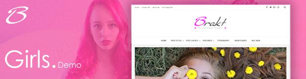 Brakt - Personal Blogger Template - 9