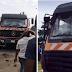 Truck pulverizes lady on okada to death in Ogun state (Nigeria)