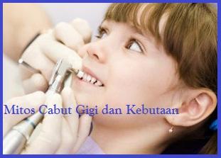 Mungkin anda pernah mendengar perihal salah satu mitos yang ada dalam masyarakat kita tent apakah cabut gigi menjadikan kebutaan?