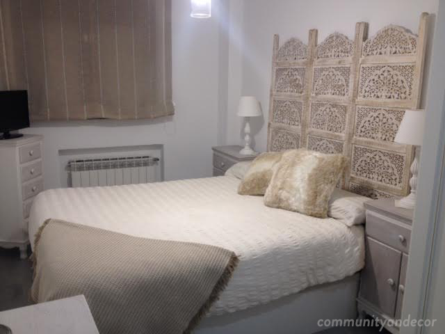 Comprar cabeceros de cama awesome comprar cabeceros tapizados por catalogo with comprar - Cabecero madera tallada ...