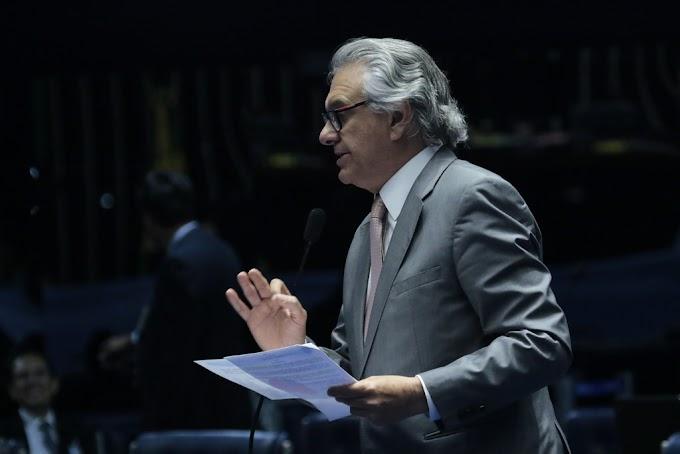 Caiado pede que se declare suspeição de testemunha nomeada para gabinete de senadora do PT