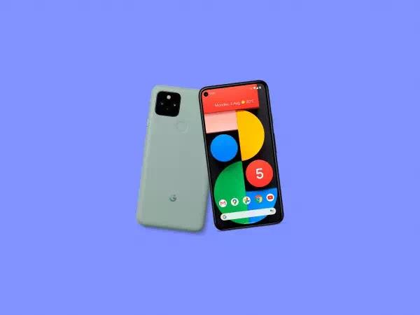 Flash Google Pixel 4a 5G