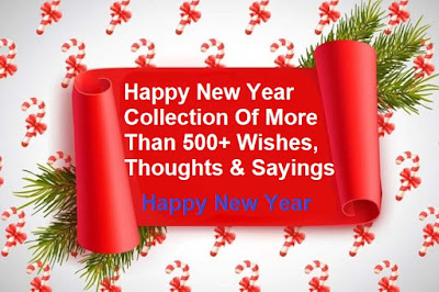 latest Messages for new year