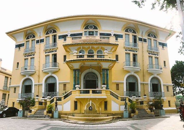 Fine Arts Museum, check-in point attracts young people in Ho Chi Minh City