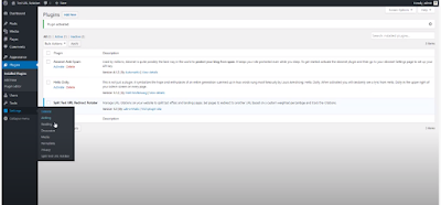 activating split test URL rotator WordPress Plugin