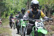 Kapolda Sulteng Cek Pos Operasi Madago Raya Di Wilayah Sigi