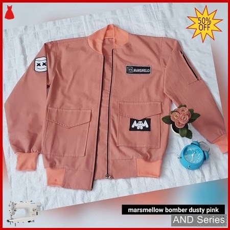 AND193 Jaket Wanita Marsmello Bomber Dusty BMGShop