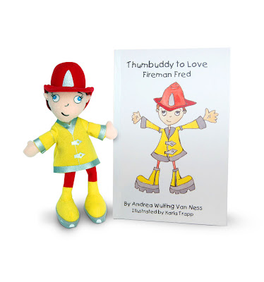 Fireman Fred ThumBuddy