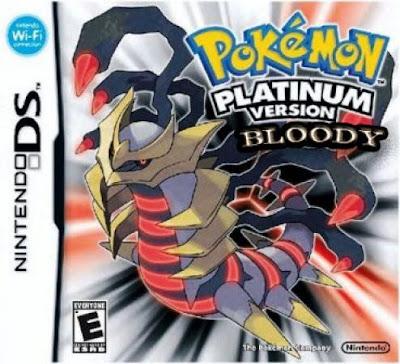 Pokemon Bloody Platinum NDS ROM Download