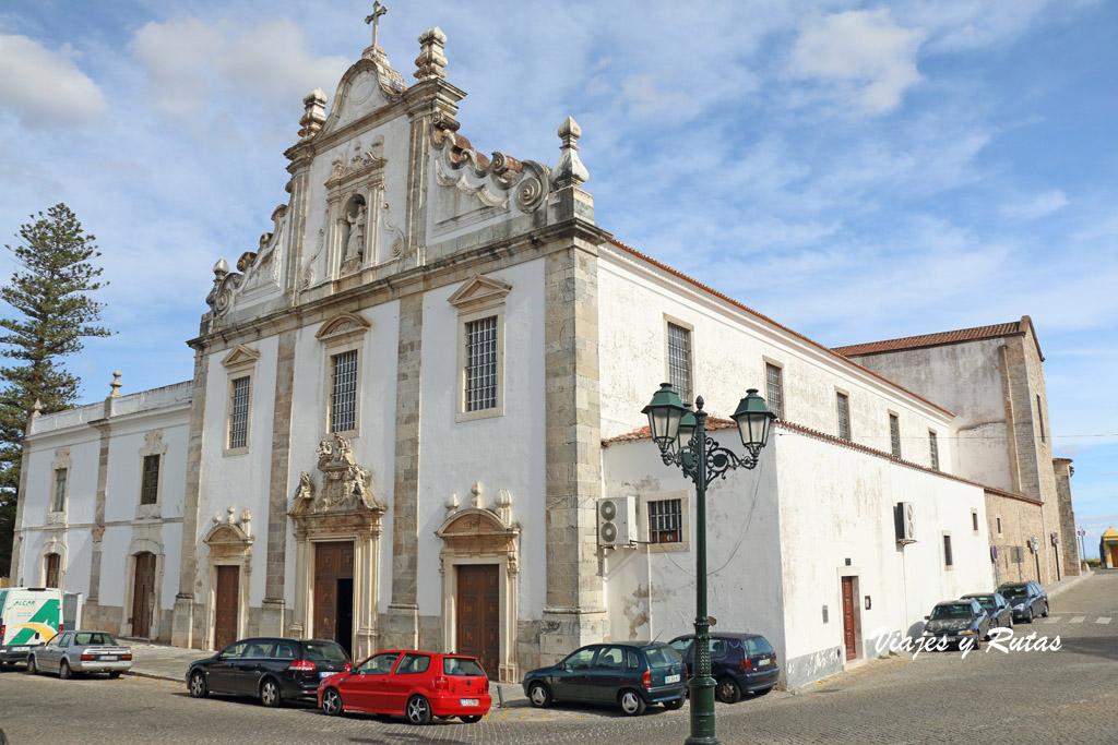 Iglesia de Sao Domingos de Elvas