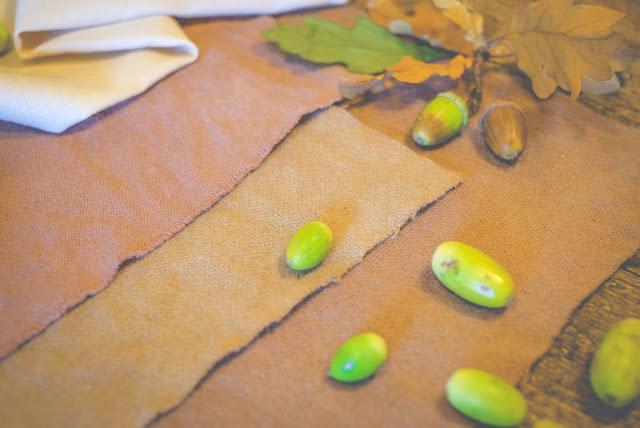 plant dye fabrics