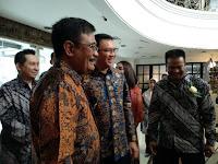 Terima Penghargaan Roosseno Award, Puput Dampingi Ahok