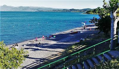 Puerto Nuevo, Lago Ranco, Chile.