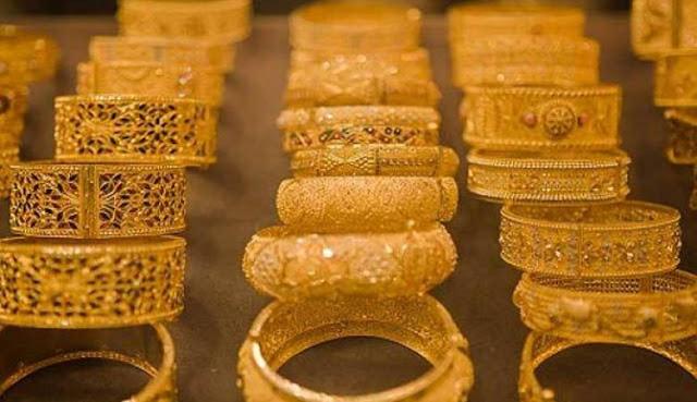 اسعار الذهب ليوم الخميس الموافق 19/4/2018 سعر الذهب فى مصر الان