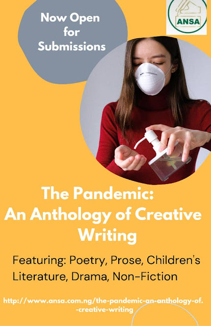 THE PANDEMIC: AN ANTHOLOGY OF CREATIVE WRITING