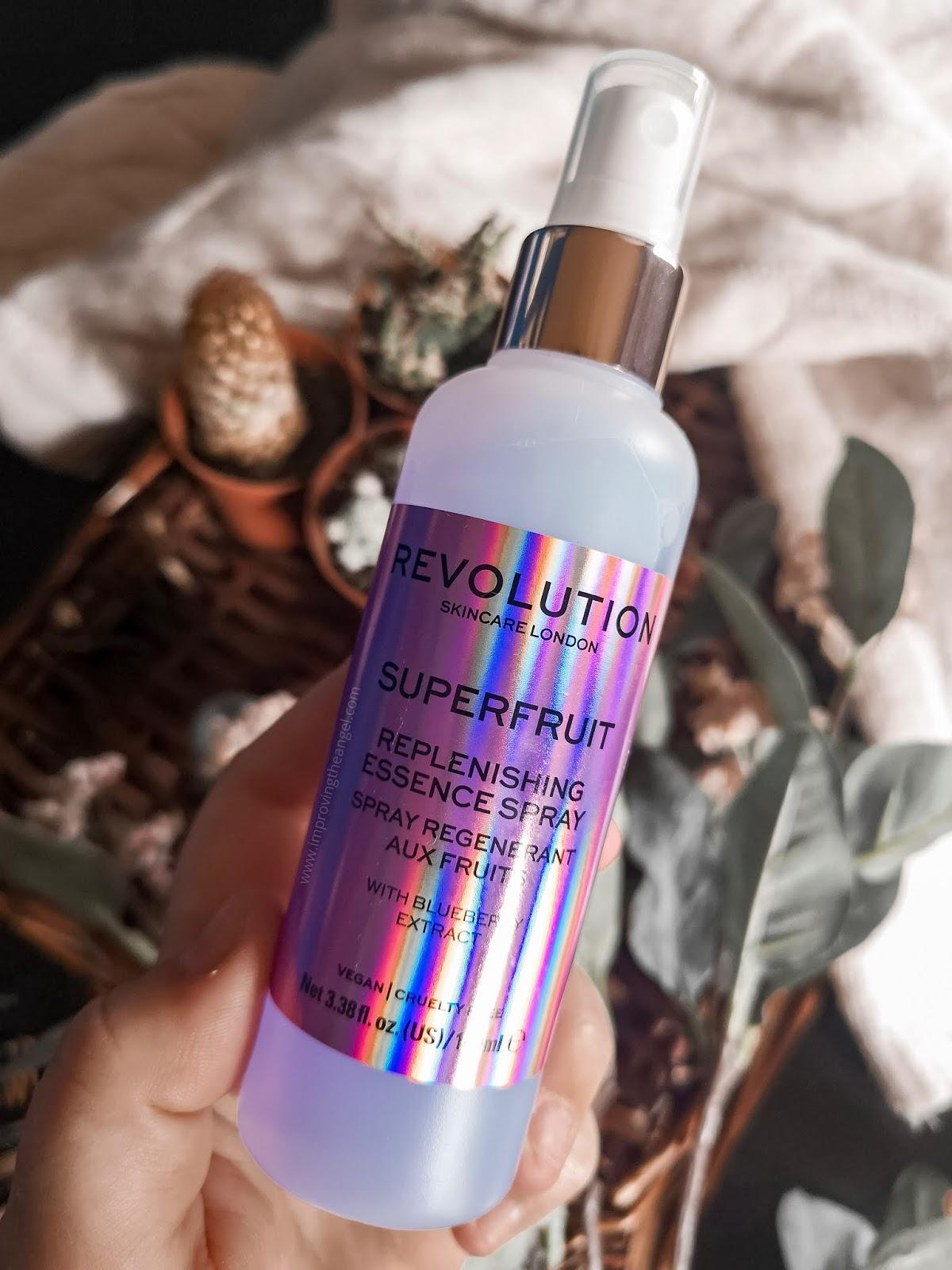 Spray Hidratante Superfruit Revolution Skincare