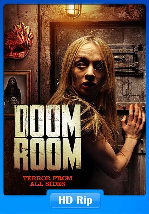 Doom Room 2019 720p WEBRip x264 | 480p 300MB 100MB HEVC