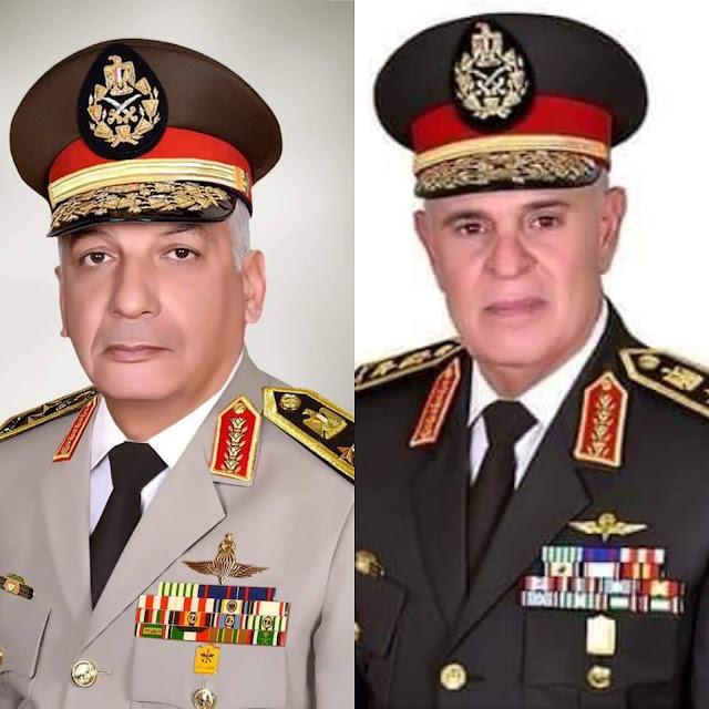 محافظ الفيوم يهنئ وزير الدفاع ورئيس الأركان بمناسبة ذكرى ثورة 23 يوليو