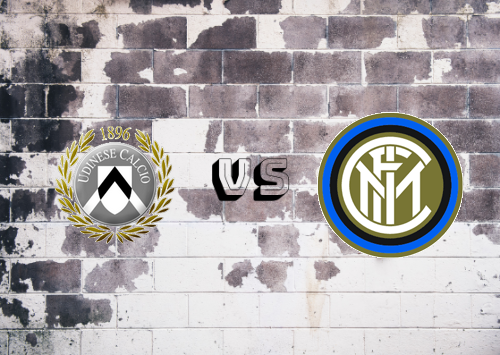 Udinese vs Internazionale  Resumen