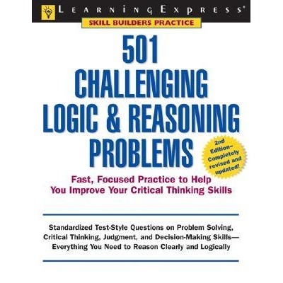 logic and critical thinking test Critical thinking web what is critical thinking the hardest logic puzzle in the world short logical deduction quiz are your moral beliefs consistent.