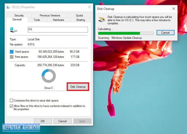 2 Cara Menghapus File Windows Old Di Windows 10,8,7 Yang Bandel Dengan Software Dan Tanpa Software