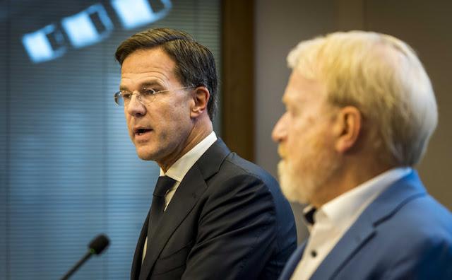 للحد من انتشار كورونا .. رئيس الوزراء الهولندي يطالب الهولنديين بالتوقف عن المصافحة