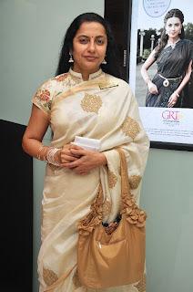Kollywood Actresses Trisha, Suhasini Manirathnam, Sneha at at Ra.One Premier Show