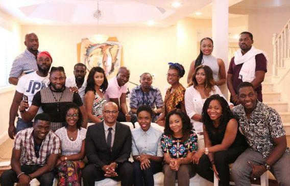 Nollywood Meet Hollywood