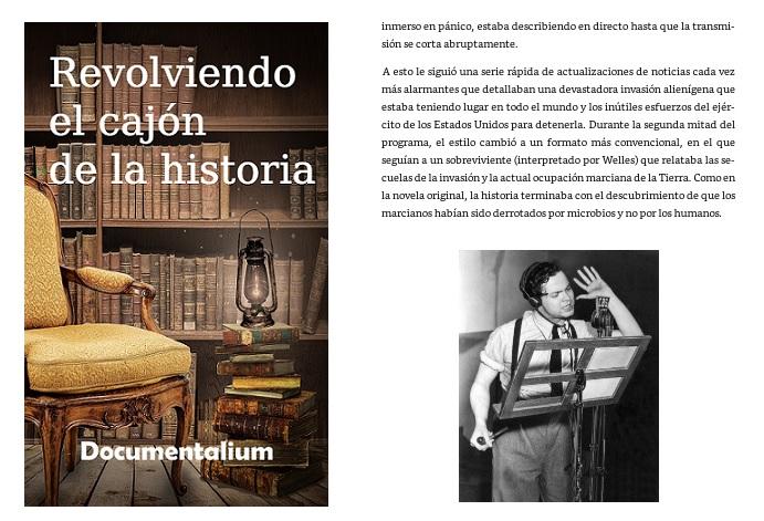 Documentalium - Revolviendo el cajón de la historia