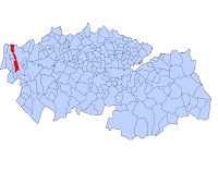 Resultado de imagen de lagartera toledo mapa