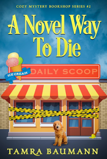 a novel way to die cover