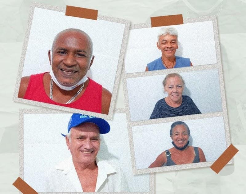 Prefeitura de Pedreiras realiza a entrega de próteses dentárias.