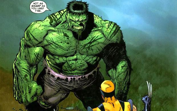 Hulk Marvel Comics Characters