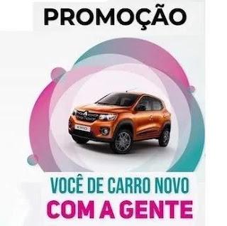 Promoção Rede FarmaGente Você Carro Zero Renault Kwid